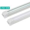 LED tube 5ft 36W 1.5m Cooler Door Led Tubes T8 Integrated Double Sides Led Lights 85-265V CE UL 10 Pieces