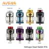 Hellvape Dead Rabbit 24mm RDA 25mm RTA Tank Atomizer With Single Coil Dual Coil Rebuidable Dripper 100% Original