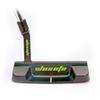 wosofe golf putter Strip shape steel shaft men's right handed PVD black Chromatic 2018 new