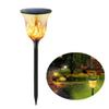 Solar LED Flame Lamps Waterproof LED Solar Dynamic Flame Effect Torch Lawn Lamp Garden Yard Outdoor Decoration Lighting