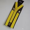 New Mens Womens Unisex Clip-on Suspenders Elastic Y-Shape Adjustable Braces Colorful For Female Male Fashion Accessory