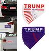 Donald Trump 2020 Car Stickers 7.6*22.9cm Bumper Sticker Keep Make America Great Decal for Car Styling Vehicle Paster 10pcs Lot OOA5518