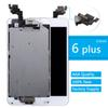 LCD For iPhone 6 Plus Display Home Button+Front Camera Touch Screen Digitizer Assembly 6plus Full Set Display Screen Replacement