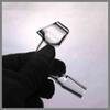 Maschio di 14,5 mm non satinato