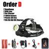 Order D