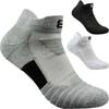 Men Elite Outdoor Sports Basketball Socks Men Football Cycling Socks Compression Cotton Towel Bottom Non-slip Men's