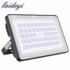 LED Floodlight 150W Ultra Thin Reflector Led Flood Light Spotlight 220V 110V 150w Flood Lamp Waterproof Outdoor Wall Lamp