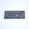 Черный STI Logo