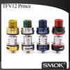 Authentic SMOK TFV12 Prince Tank 8ml Huge Capacity 510 Vaporizer Electronic Cigarette Atomizer Tank fit for G-Priv 2 100% Original