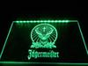 TR001g- Jagermeister Neon Light Sign