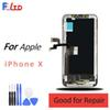 Excellent GX OLED for iPhone X LCD Display with Touch Digitizer Screen Replacement no Dead Pixel 100% Tested