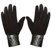 Man Outdoor Winter Warm Soft Gloves Touch Screen Windproof Waterproof Gloves Winter Sports Texting Fleece Cycling