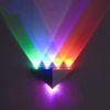 Lumière multicolore D