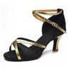 Schwarz 7cm Heel