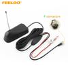 FEELDO Car F Connector Active Digital Aerial TV Antenna With Amplifier #929