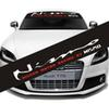 Car Front Windshield Banner Decal Reflective Window Sticker Exterio For NISMO NISSAN DIY