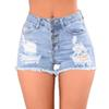 Solid Women Clothing Denim Shorts With Pockets Summer Ropa Mujer Slim Short Pants Feminino Casual Jeans Ladies Hot Shorts