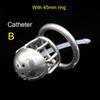 B - 45mm ring