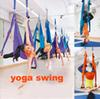 Strength Decompression yoga Hammock Inversion Trapeze Anti-Gravity Aerial Traction Yoga Gym strap yoga Swing set 12 Colors