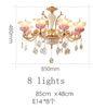 8 ışıklar