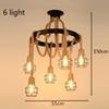 6 ışık