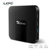 Service with Android TV Box TX3 mini Amlogic S905W 2+16 GB support Smart TV French USA Germany Arabic CA Italia Spain