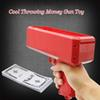 Cash Cannon Money Gun Toys Fashion Decompression Toys Make It Rain Money Toy Guns With logo Kids Toys LA710