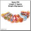 PP0-Rohr (zufällige Farben)