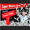 Make It Rain Money Gun Red Cash Cannon Super Gun Toys 100PCS Bills Party Game Outdoor Fun Fashion Gift Pistol Toys