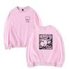 BTS Kpop Capless Sweatshirt Women men Winter Fashion trend Long Hoodies Korean Popular Bangtan bts album love yourself Clothes