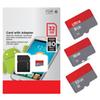 Real Capacity 32GB 16GB 8GB Ultra Micro SDHC UHS-I Card Micro SD Card Class 10 With Adapter 80MB s 553X