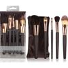 KJ cosmetics Makeup Brushes foundation powder blush Makeup Brushes High Tech Make Up Tools Professional Makeup Brush 5pcs set