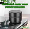 4K Ultra HD Wifi Mini IP Cameras Bluetooth Speakers DVR Camera Music Player Stereo Speaker wifi remote Camera support Night Vision