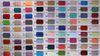 Custom Made da cartela de cores