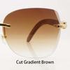 Cut GradientBrown