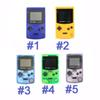GB Boy Classic Color Colour Handheld Game Console 2.7