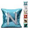 Sequin Pillow Case cover Mermaid Pillow Cover Glitter Reversible Sofa Magic Double Reversible Swipe Cushion cover 40 design Pillow Case 50pc