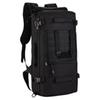 Tactical Military MOLLE Assault Pack 3 Way Modular Attachments 50L Large Waterproof Bag Rucksack Outdoor Camping Gear