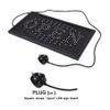 Square UK plug