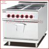 Eh887a Elektroherd Mit 4 Kochplatte Mit Backofen Haushaltsgeräte