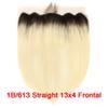 1B/613 Straight 13x4 Frontal