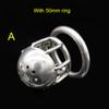 A- 50mm ring