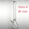 Style B 20 inches