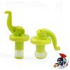 20pcs set Bottle Stoppers Novelty Silicone Manual Press Wine Stoppers Beer Wine Cork Kitchen Bar Tools Leak Proof