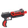 Wholesale 2 in 1 Firing soft bullet and crystal water bullet gun toys