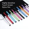 Capacitive Screen Stylus Pen Touch Screen Stylus Pen Touch Pen For Cell Phone Highly Sensitive For Tablet PC Mobile Phone MOQ:5 Pcs