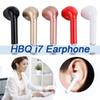 HBQ i7 Mini Earbud In-Ear Right Single Wireless Earphone Sport Bluetooth Stereo Headset for iphone X 8 Samsung Xiaomi