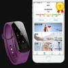 accurate ECG+PPG Bracelet Blood Pressure HRV Heart Rate monitor Fitness Tracker Waterproof HR BP Smart wristband for ios android