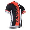 GIANT team custom made Cycling Short Sleeves jersey Summer fashion men's comfortable wearable outdoor sports Jersey S6171