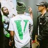 VLONE POP UP 18ss Tee Green Logo Printed Men Women Summer Breathable Cool  Short Sleeves Casual Street Skateboard T Shirts HFYMTX219 dfb33a01be5c